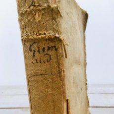 Libros antiguos: LIBRO ANTIGUO FRANCÉS MÉDICO DE 1791 MEDICINA M. DE GRIMAUD MONTPELLIER ESTUDIO SOBRE LA FIEBRE. Lote 161176706