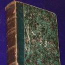 Libros antiguos: OBRAS MEDICO-QUIRURGICAS DE MADAMA FOUQUET. ECONOMIA DE LA SALUD DEL CUERPO HUMANO. 2 TOMOS ,1872. Lote 161292586