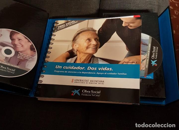 Libros antiguos: Un cuidador Dos vidas. Programa de atención a la dependencia. Apoyo al cuidador familiar. - Foto 7 - 161378022