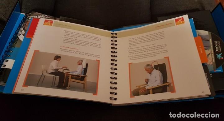 Libros antiguos: Un cuidador Dos vidas. Programa de atención a la dependencia. Apoyo al cuidador familiar. - Foto 8 - 161378022