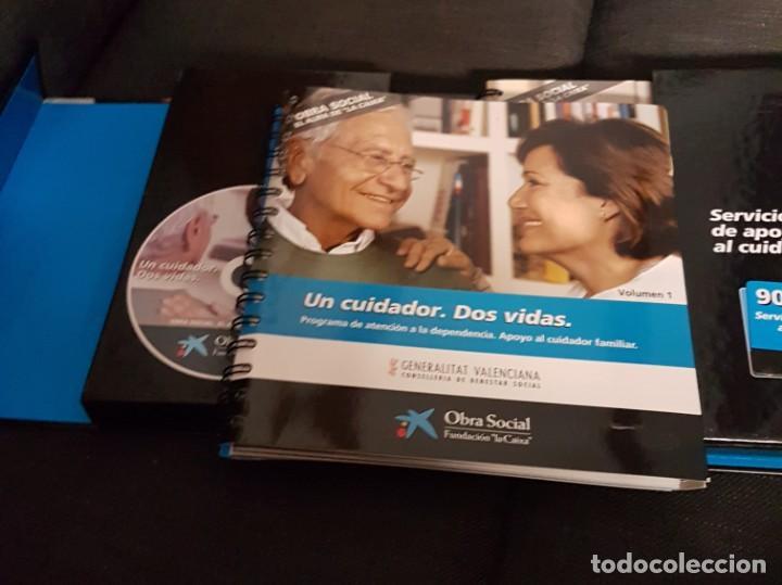 Libros antiguos: Un cuidador Dos vidas. Programa de atención a la dependencia. Apoyo al cuidador familiar. - Foto 12 - 161378022