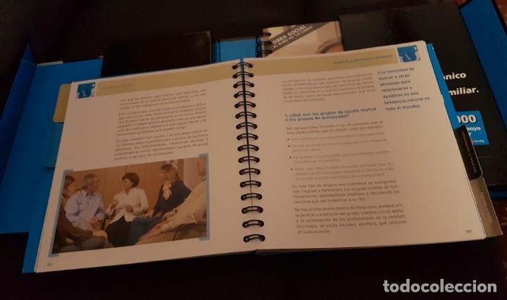 Libros antiguos: Un cuidador Dos vidas. Programa de atención a la dependencia. Apoyo al cuidador familiar. - Foto 14 - 161378022