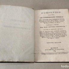 Libros antiguos: ENFERMEDADES VENEREAS. J. FEDERICO FRITZE- 1804 (CON BULA DE DIFUNTOS DE LA SANTA CRUZADA). Lote 162283442