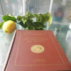 Libros antiguos: LE CANCER DE L'ESTOMAC AU DÉBUT. Lote 162570894