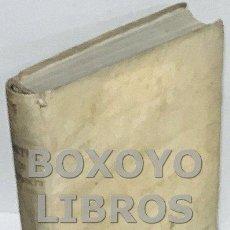 Libros antiguos: GORTER, JOANNE DE. MEDICINA HIPPOCRATICA EXPONENS APHORISMOS HIPPOCRATIS. AUCTORE IOANNE DE GORTER.. Lote 163739588