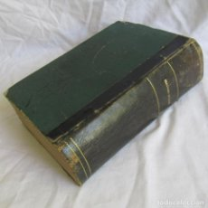 Libros antiguos: TRATADO ELEMENTAL DE ANATOMÍA HUMANA 1908-1909, POIRIER, CHARPY, CUNEO. 3 TOMOS ENCUADERNADOS EN UNO. Lote 253925015
