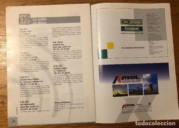 Libros antiguos: Mi doctor en Ibiza(9€) - Foto 5 - 164629198