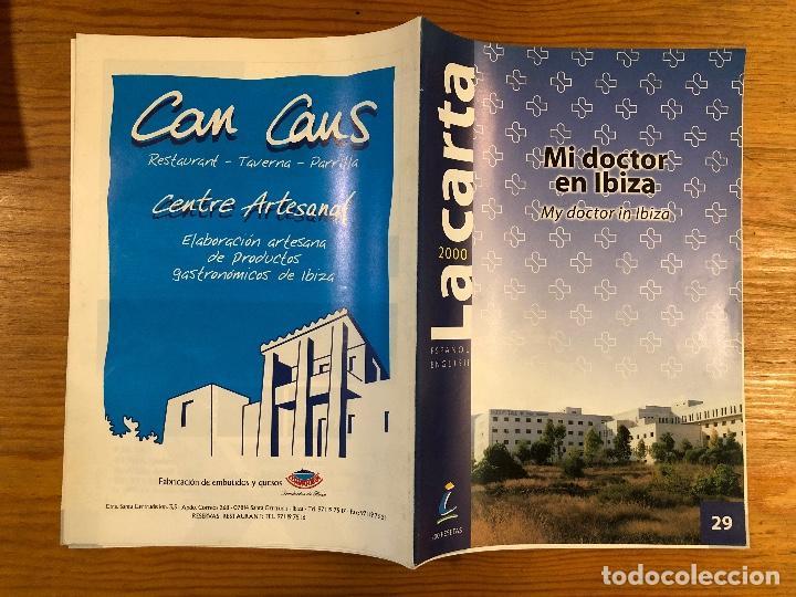 Libros antiguos: Mi doctor en Ibiza(9€) - Foto 6 - 164629198