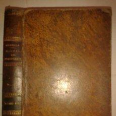 Libros antiguos: MANUAL DEL PRACTICANTE TOMO III OBSTETRICIA 1903 ARTURO CUBELLS BLASCO EDITORES PUBUL Y MORALES. Lote 166599050