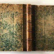 Libros antiguos: EDUARDO CUYER. EL CUERPO HUMANO. MADRID, 1896. . Lote 166713034