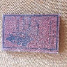 Libros antiguos: MANUAL DE ELECTRO-HOMEOPATIA. Lote 167030956