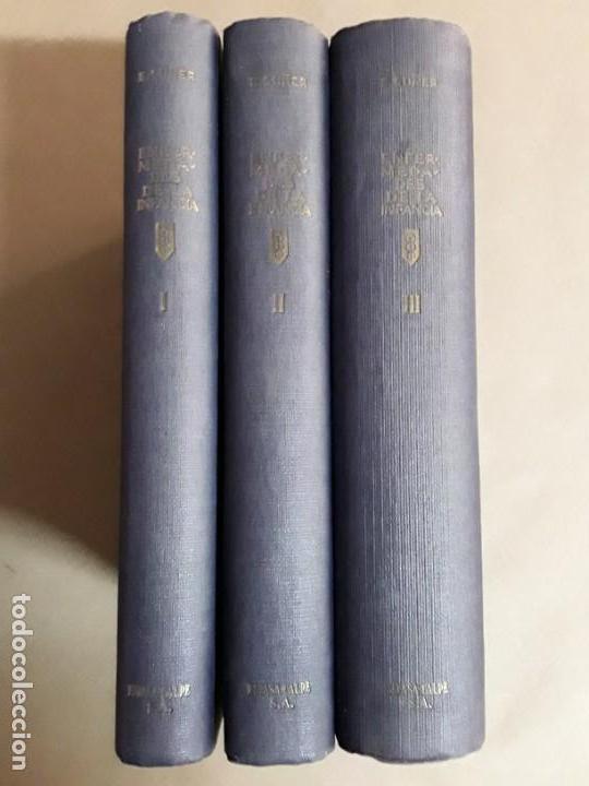 ENFERMEDADES DE LA INFANCIA, ENRIQUE SUÑER Y ORDÓÑEZ,CALPE,1921 (Libros Antiguos, Raros y Curiosos - Ciencias, Manuales y Oficios - Medicina, Farmacia y Salud)