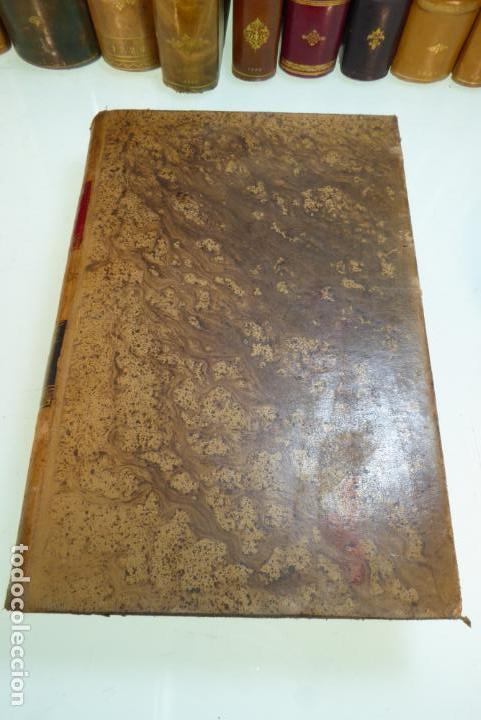 Libros antiguos: Tratado de patología externa. Boulet y Bousquet. Tomo primero. Barcelona. 1892. - Foto 2 - 167827492