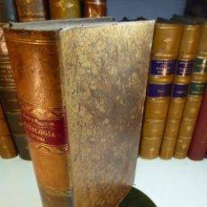 Libros antiguos: TRATADO DE PATOLOGÍA EXTERNA. BOULET Y BOUSQUET. TOMO PRIMERO. BARCELONA. 1892.. Lote 167827492