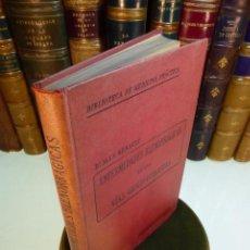 Libros antiguos: ENFERMEDADES BLENORRÁGICAS Y DE LAS VÍAS GENITOURINARIAS. DR. ALEX RENAULT. PARÍS. CIRCA 1900.. Lote 167832536