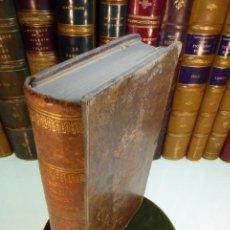 Libros antiguos: ELEMENTOS DE PATOLOGÍA Y DE CLÍNICA QUIRÚRGICAS. DR. MOYNAC. TOMO PRIMERO. MADRID. 1876.. Lote 168026804