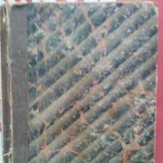 Libri antichi: ESTUDIOS CLINICOS DE CIRUJIA ANTONIO MENDOZA 1850. Lote 168348400