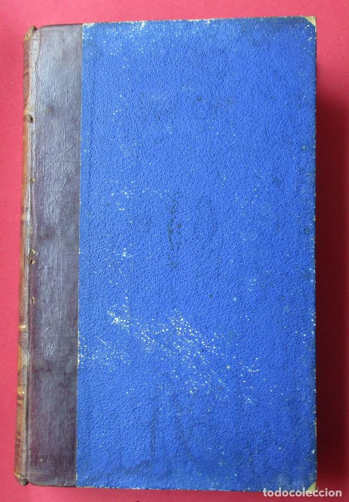 Libros antiguos: MEDICINE HOMEOPATHIQUE. G.H.G.JAHR. PARIS 1855.TOMO I.HOLANDESA. 404 PÁGINAS. 18 X 12 CM. EN FRANCÉS - Foto 2 - 168437136