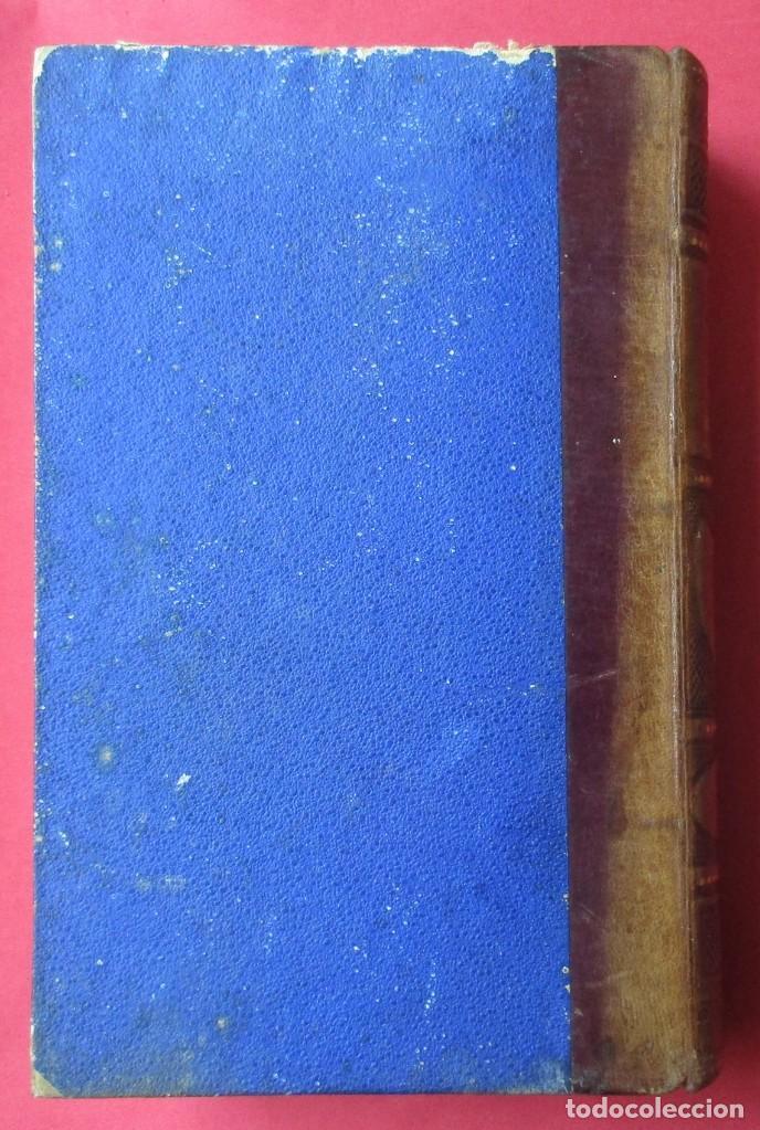 Libros antiguos: MEDICINE HOMEOPATHIQUE. G.H.G.JAHR. PARIS 1855.TOMO I.HOLANDESA. 404 PÁGINAS. 18 X 12 CM. EN FRANCÉS - Foto 6 - 168437136