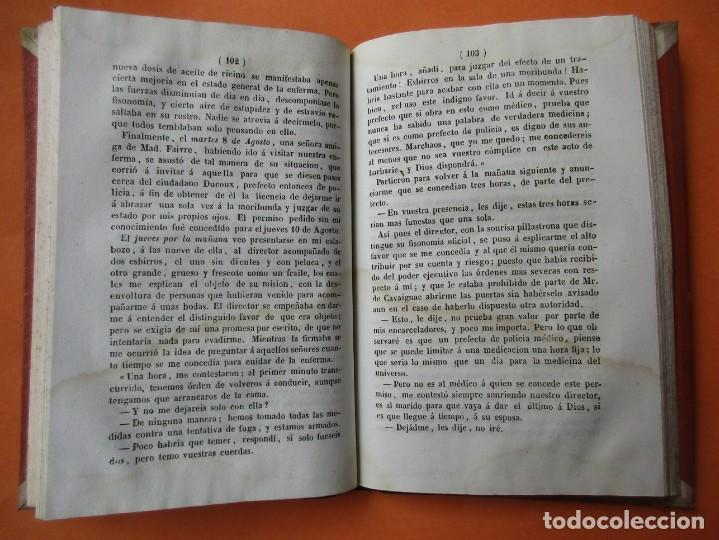 Libros antiguos: CASOS PRÁCTICOS DE CURACIONES (CASI MILAGROSAS). RASPAIL. 1851. HOLANDESA.208 PÁGINAS. 17 X 11 CM. - Foto 3 - 168445300