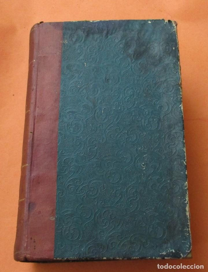 Libros antiguos: VOIES URINAIRES ET ORGANES GÉNÉRATEURS. EM. JOZAM. PARIS 1856. HOLANDESA. 779 PÁGINAS.18,5 X 12,5 CM - Foto 3 - 168664160