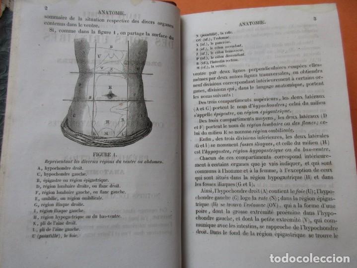 Libros antiguos: VOIES URINAIRES ET ORGANES GÉNÉRATEURS. EM. JOZAM. PARIS 1856. HOLANDESA. 779 PÁGINAS.18,5 X 12,5 CM - Foto 4 - 168664160