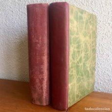 Libros antiguos: MANUAL DE PATOLOGÍA GENERAL 3ª ED. 2 TOMOS NÓVOA SANTOS. Lote 169002060
