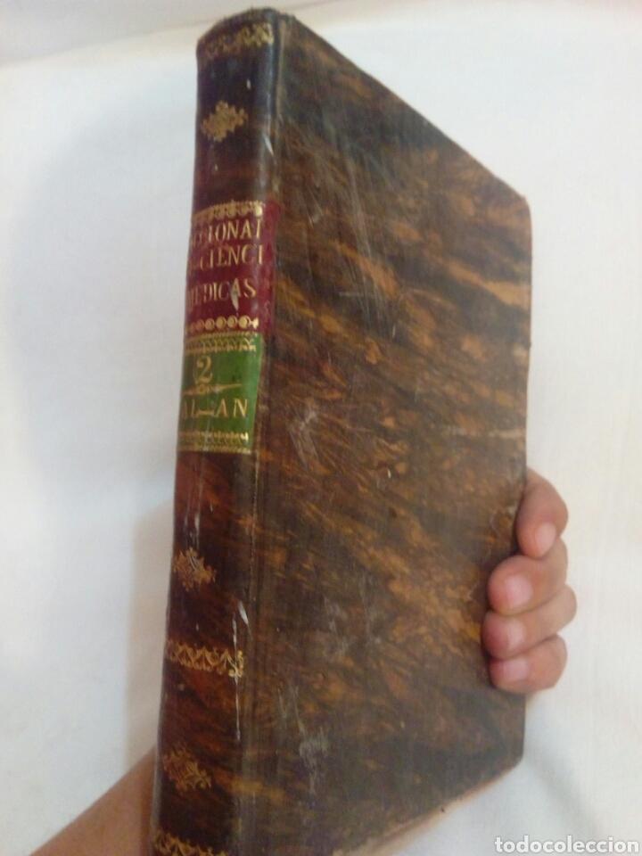 Libros antiguos: Medicina año 1821 diccionario de ciencias médicas tomo 2 - Foto 2 - 169096689