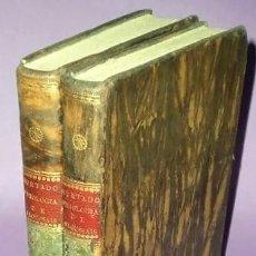 Libros antiguos: TRATADO DE FISIOLOGÍA APLICADA A LA PATOLOGÍA. 2 TOMOS. Lote 169441068