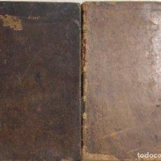 Libros antiguos: TRATADO DE ENFERMEDADES DE LOS OJOS. OBRA EN DOS TOMOS. DR. E. FUCHS. MADRID, 1893.. Lote 169537896