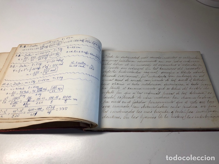 Libros antiguos: LIBRO MANUSCRITO 1904 MEMORIA Dr. C. SAMPIETRO OBSTETRICIA Y GINECOLOGIA ZARAGOZA - Foto 5 - 170162906