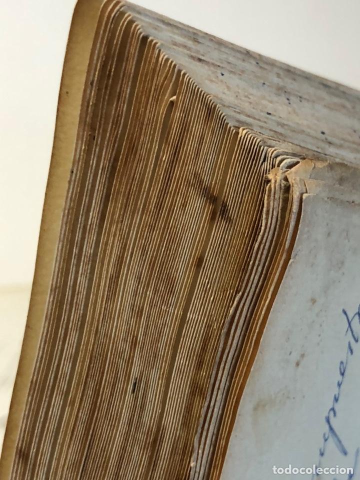 Libros antiguos: LIBRO MANUSCRITO 1904 MEMORIA Dr. C. SAMPIETRO OBSTETRICIA Y GINECOLOGIA ZARAGOZA - Foto 9 - 170162906