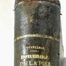 Libros antiguos: ENFERMEDADES DE LA PIEL, VENEREAS Y SIFILITICAS. 1917. DR. EUSEBIO DE OYARZABAL. Lote 170439960