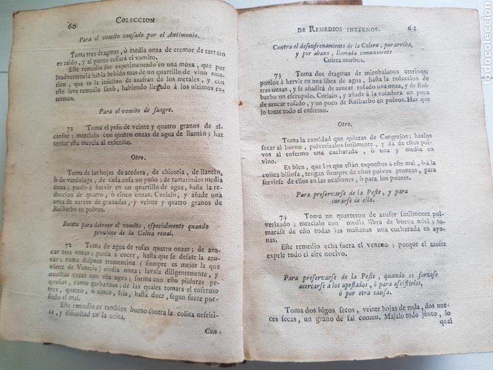 Libros antiguos: OBRAS MEDICO-CHIRURGICAS DE MADAME FOUQUET AÑO 1750 TOMOS I Y II - Foto 6 - 170050980
