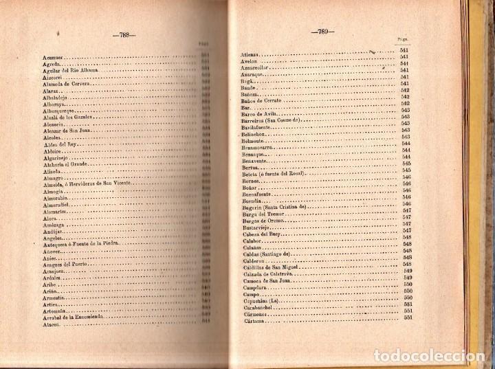 Libros antiguos: HIDROLOGIA MEDICA. DR. D. ANASTASIO GARCIA LOPEZ. 2ª EDICION. TOMO II. 1889. - Foto 9 - 170701860