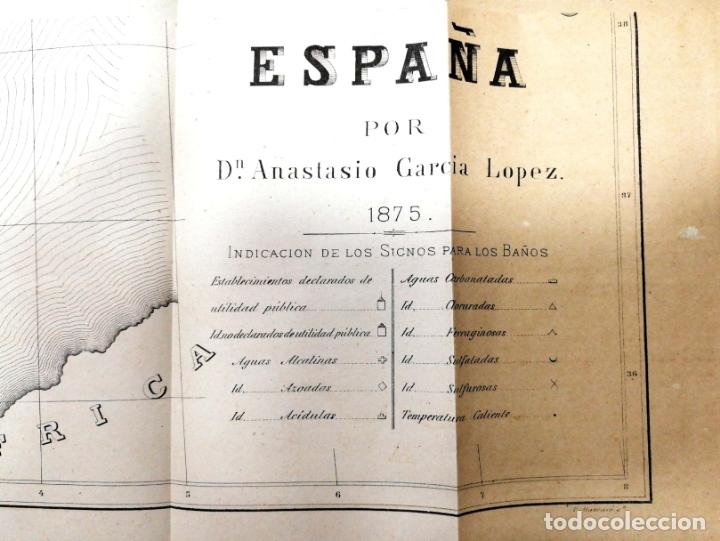 Libros antiguos: HIDROLOGIA MEDICA. DR. D. ANASTASIO GARCIA LOPEZ. 2ª EDICION. TOMO II. 1889. - Foto 18 - 170701860