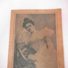 Libros antiguos: CATÁLOGO PUBLICITARIO - LAS PASTILLAS DEL DR RICHARDS - HÁBITOS DE SALUD, PREGUNTAS, FARMACIAS -1903. Lote 170861830
