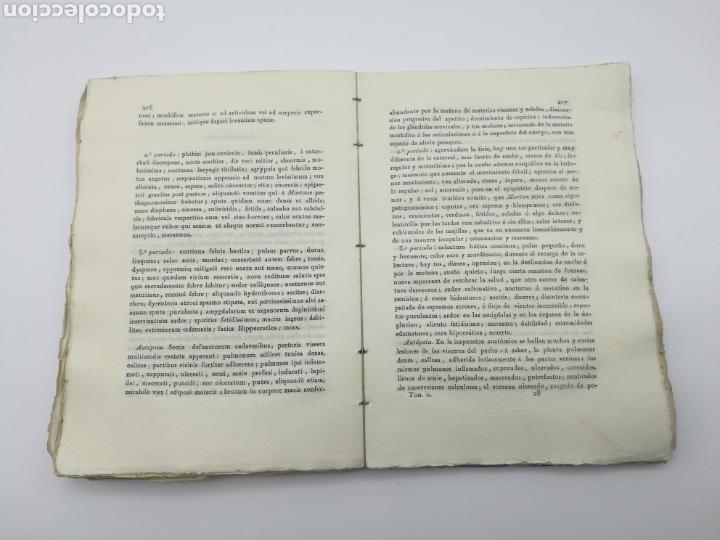 Libros antiguos: Nuevos elementos de medicina 1831 tomo 2 - Foto 3 - 171055914