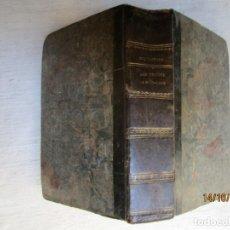 Libros antiguos: DICTIONNAIRE DES TERMES DE MÉDECINE, CHIRURGIE, ART VÉTÉRINAIRE, PHAMACIE, HISTOIRE NATURE+ INFO 1S. Lote 171440523