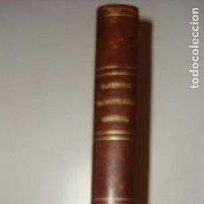 Libros antiguos: MATIAS NIETO SERRANO. ELEMENTOS PATOLOGÍA GENERAL. MADRID, MOYA Y PLAZA, 1869. Lote 171592650