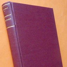 Libros antiguos: LOS SENDEROS DE LA LOCURA:DIVULGACIONES PSIQUIÁTRICAS - DR. CÉSAR JUARROS -MUNDO LATINO-1927-INDICE. Lote 171613083