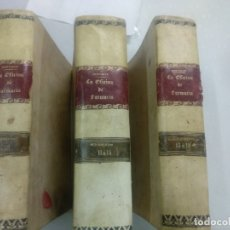 Libros antiguos: LA OFICINA DE FARMACIA SUPLEMENTOS 9 AL 18 - FINES S.XIX. Lote 171732595