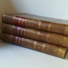 Libros antiguos: JORGE DIEULAFOY. PATOLOGÍA INTERNA. 3 TOMOS.. Lote 172085665