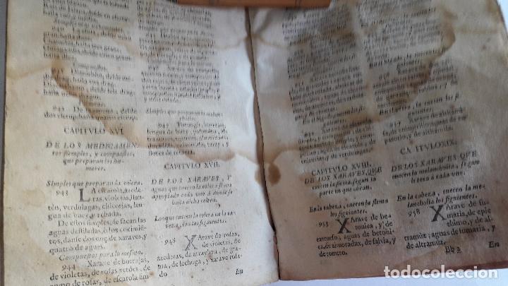 Libros antiguos: Domingo Trapiella Montemayor: LLave de oro medicinal de la salud humana Madrid 1713 - Foto 4 - 172121110