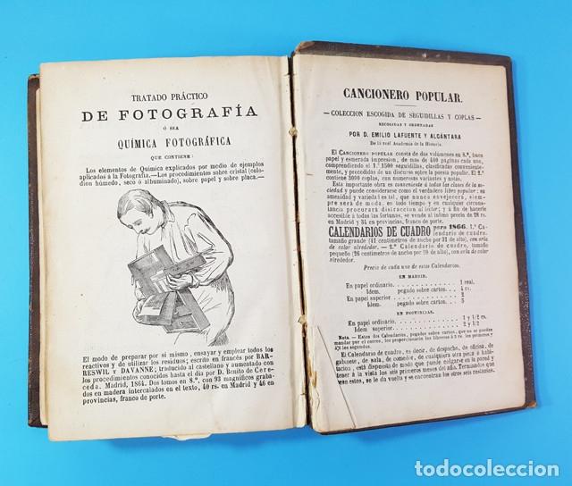 Libros antiguos: MEDICINA HOMEOPATICA DOMESTICA GUIA DE LAS FAMILIAS, DOCTOR HERING, BAILLY-BAILLIERE 1866 579 PAG - Foto 7 - 172252587