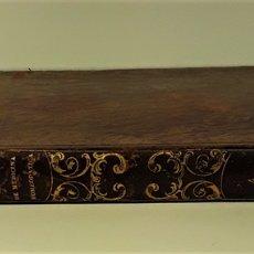 Libros antiguos: NUEVO MANUAL DE MEDICINA HOMEOPATICA 2ª PARTE. TOMO IV. MADRID. 1848.. Lote 172765228