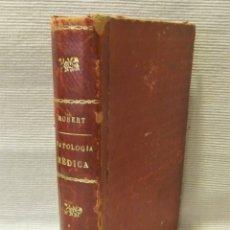 Libri antichi: APUNTES MANUSCRITOS DE PATOLOGÍA MÉDICA TOMADOS DE LAS CONFERENCIAS DEL DR ROBERT 1891-92. Lote 172934382
