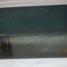 Libros antiguos: BACTERIOLOGIA E INMUNIDAD, TOPLEY Y WILSON,1ª ED. SALVAT 1942, LIBRO ANTIGUO DE MEDICINA. Lote 172954295