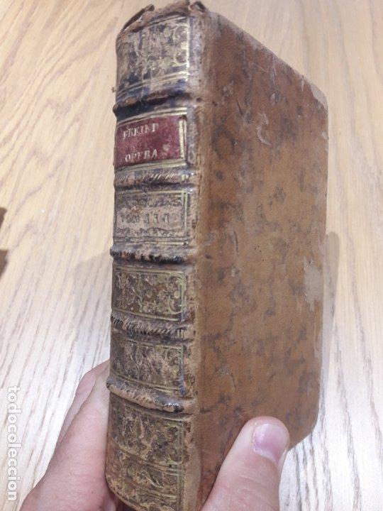 Libros antiguos: Johannis Freind, medicinæ, medicinæ a Galeni tempore. Historia, London, 1734. ed. Langerak - Foto 2 - 172984515