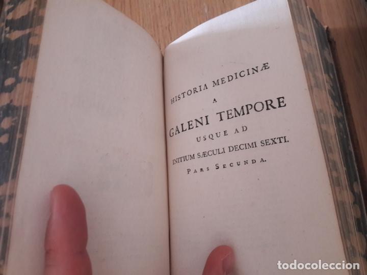 Libros antiguos: Johannis Freind, medicinæ, medicinæ a Galeni tempore. Historia, London, 1734. ed. Langerak - Foto 10 - 172984515